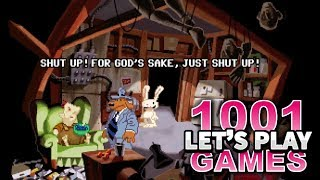 Sam & Max Hit the Road (DOS) - Let