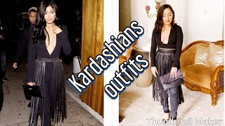 Kylie Jenner Lookbook!!!! Outfit Inspo Of Kylie And Sisters!