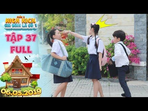 Gia đình là số 1 Phần 2 | tập 37 full: Lam Chi tức giận tái mặt vì bạn trai bị Tâm Anh cướp mất