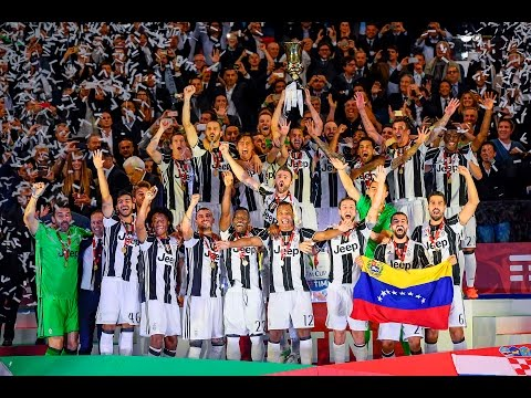 WE WON AGAIN! JUVENTUS, COPPA ITALIA CHAMPIONS!
