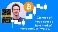 Bitcoin en altcoin koers analyse: Omhoog of terug naar bear market van 2018? | BTC Direct
