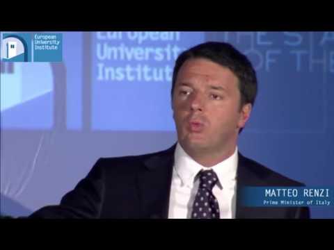 SoU2014 - Matteo Renzi - Keynote