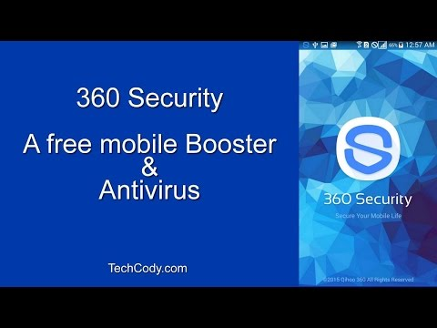 360 Security A Booster & Antivirus For Android (techcody.com)