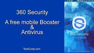 видео Антивирус 360 Security для Android. Секьюрити360: бесплатная чистка от вирусов