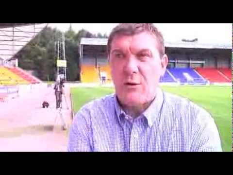 St Johnstone - Tommy Wright talks Stevie May, Richard Brittain and Allan Mannus