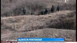 Deţinutul evadat de la Penitenciarul Jilava a fost prins