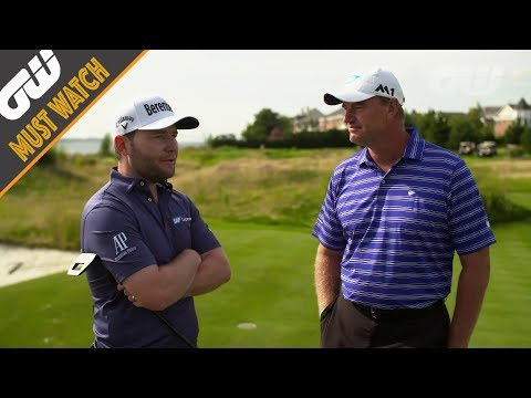 Ernie Els and Branden Grace: The Role of Mentorship