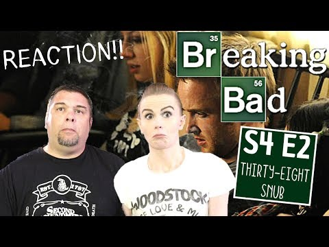 Breaking Bad | S4 E2 'Thirty Eight Snub' | Reaction | Review