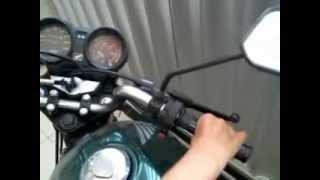Como ligar moto no tranco sem prescisar correr