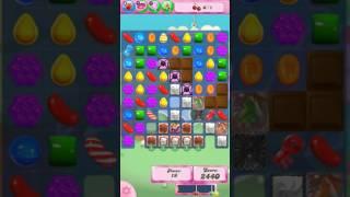Candy Crush Saga Level 744 - NO BOOSTERS