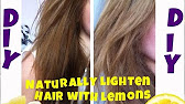 Diy natural hair highlighting treatment w lemon youtube 634 how to naturally lighten your hair pmusecretfo Gallery