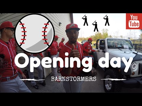 Ball Is Life Vlog_7 (Atlantic League Opening Day)