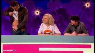 Keith lemon hitting danny dyer a.k.a malcolm smith with a french stick loaf of bread!