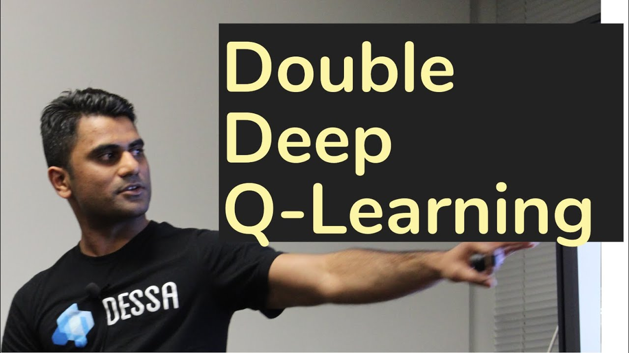[DDQN] Deep Reinforcement Learning with Double Q-learning | TDLS  Foundational