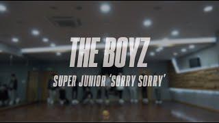 THE BOYZ(더보이즈) 'SORRY SORRY' DANCE PRACTICE
