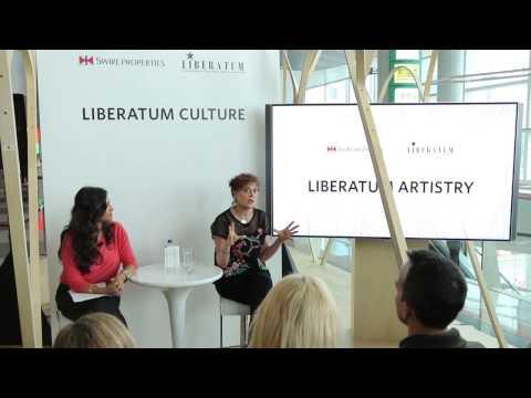 Liberatum Talk - AN ARTISTIC LIFE