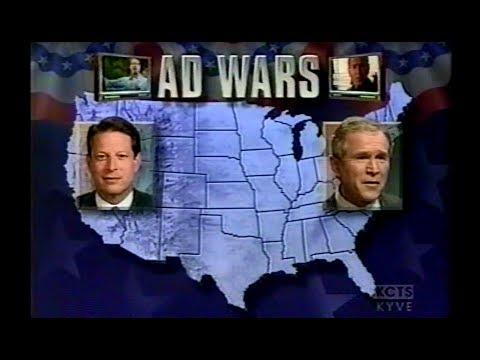 2000 Election Ad Wars II: Bush vs. Gore - NewsHour with Jim Lehrer - November 3, 2000