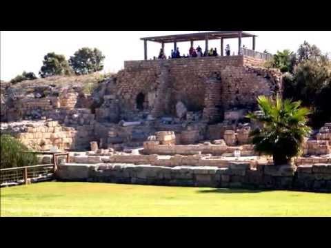 Caesarea National Park Israel