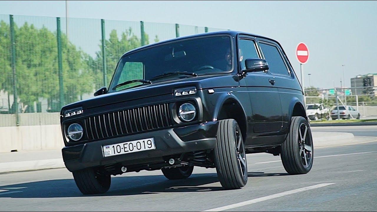 Niva Urban Mercedes Bmw Yoxsa Niva Youtube