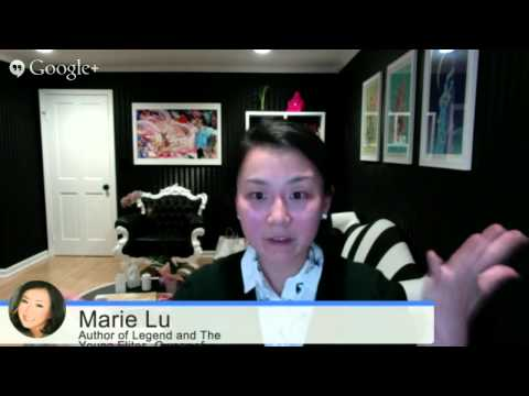 Read For Pixels 2015 (IWD Edition): Marie Lu Reading+Q&A Session