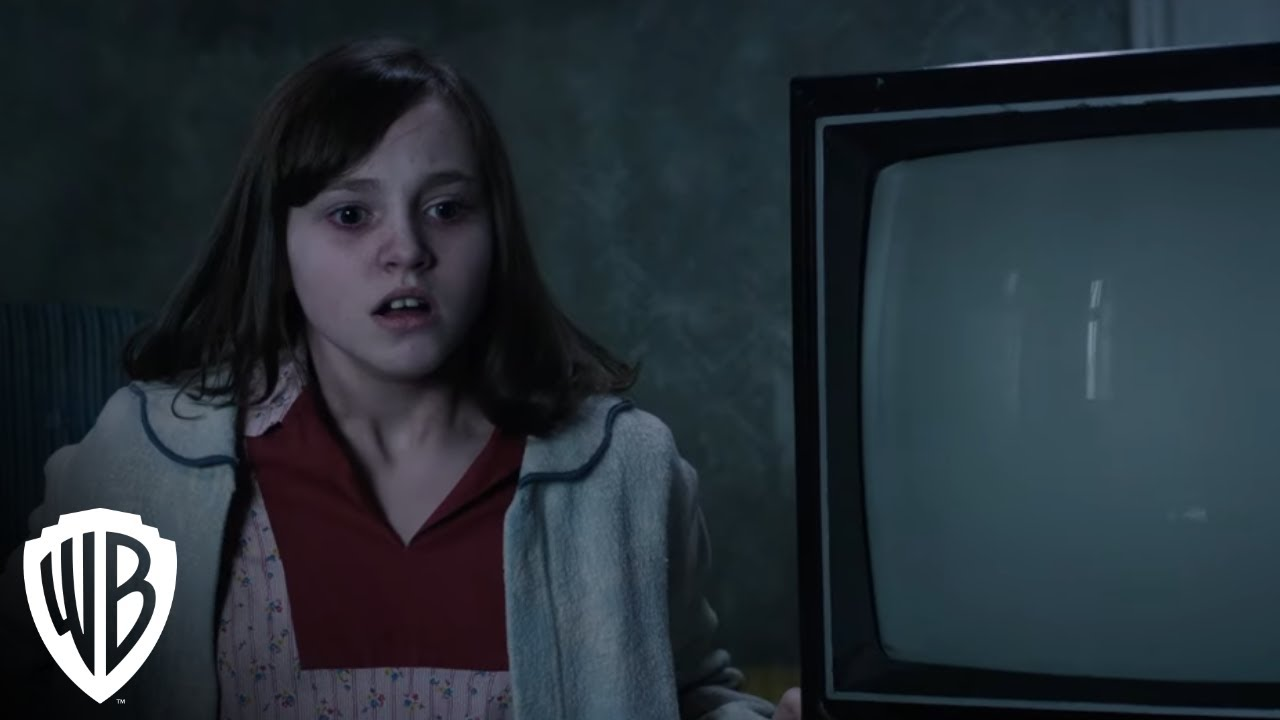 Download The Conjuring 2 | The Girl & The Chair | Warner Bros. Entertainment