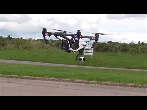 "dji inspire 1 (6) Scotland by the Sea ""Powfoot"""