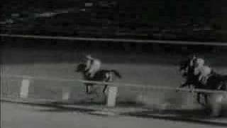 Seabiscuit wins the 1940 Santa Anita Handicap