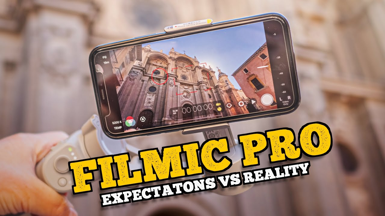 FILMIC PRO (v6.14) // EXPECTATIONS vs REALITY IN 2021