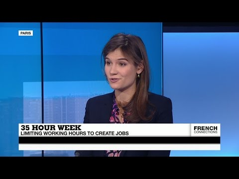 35-hour week: Do the French really work less?