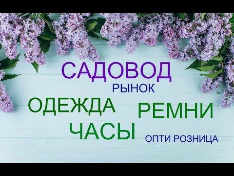 САДОВОД/ОДЕЖДА/ЧАСЫ /РЕМНИ/ОПТ И РОЗНИЦА/НОВИНКА 2019 Г/РЫНОК МОСКВА