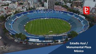 Estadio Azul, Monumental Plaza México, Ciudad de Los Deportes | www.edemx.com