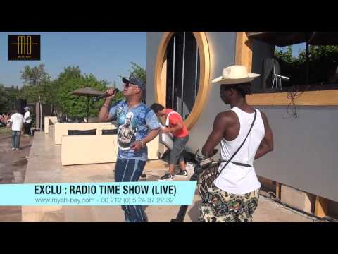 Myah Bay marrakech - EXCLU : Radio Time Show ( Live)