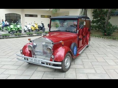 """Otosaigon - Chém gió  chiếc """" Rolls-Royce"""" phiên bản xe điện đầu tiên ở Việt Nam"""