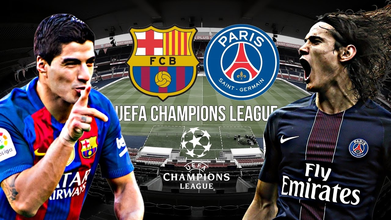 barca vs paris