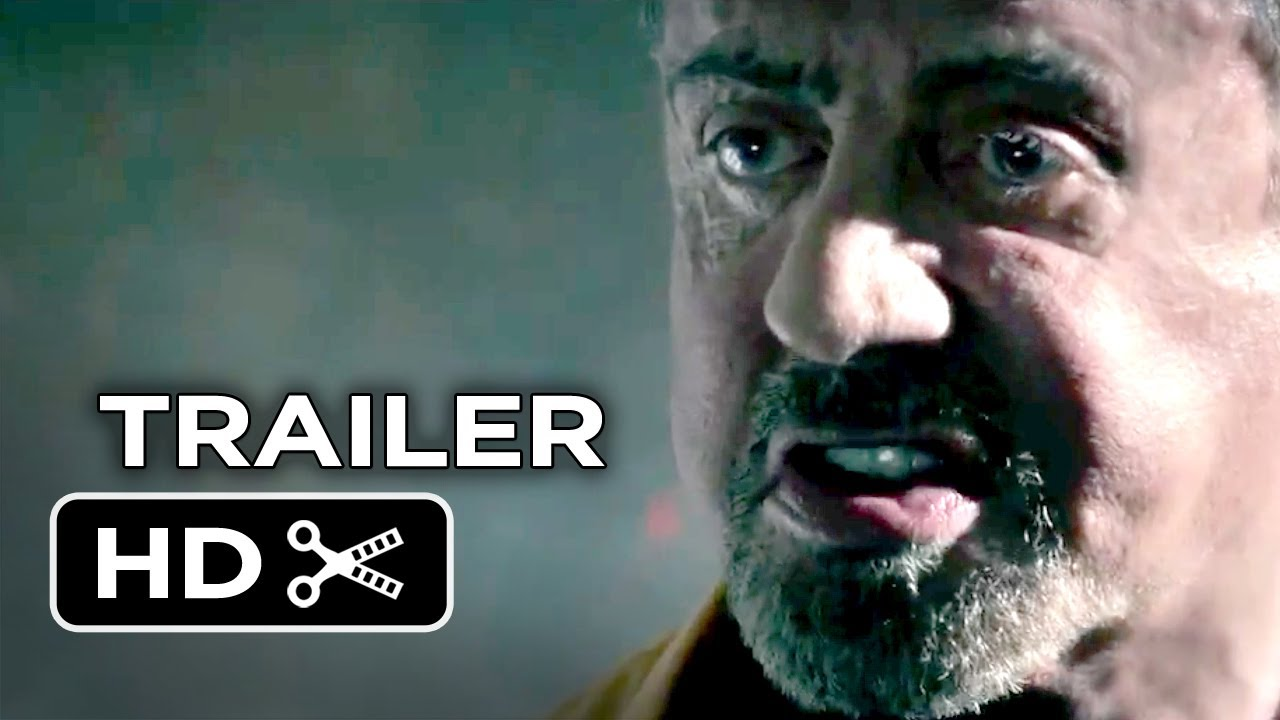 Reach Me Official Trailer 2014 Sylvester Stallone