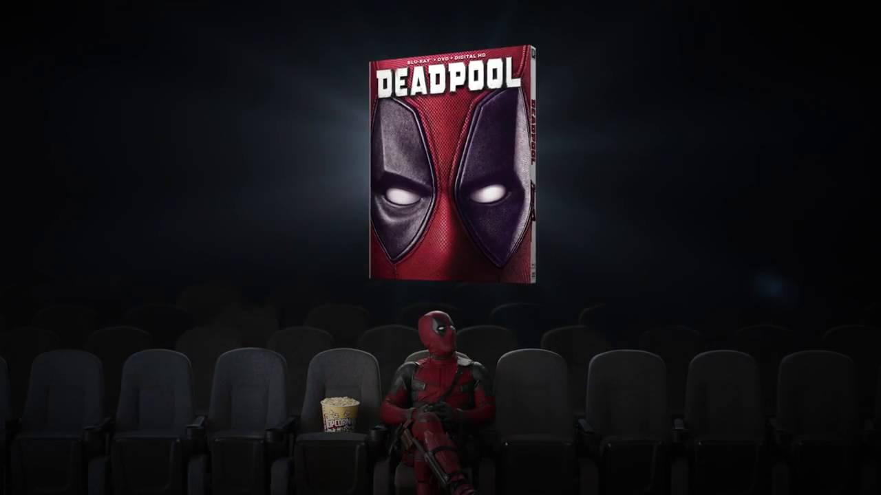 Download Deadpool (2016) - Blu ray Promo Clip 'Uncivil' (VO)
