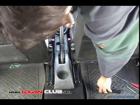 Подлокотник на дверь Рено Дастер - YouTube