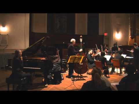 MOZART MEETS JAZZ - Nova Phil. vs. Paul Joseph Quartet