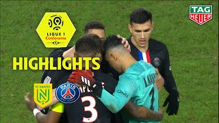 FC Nantes - Paris Saint-Germain ( 1-2 ) - Highlights - (FCN - PARIS) / 2019-20