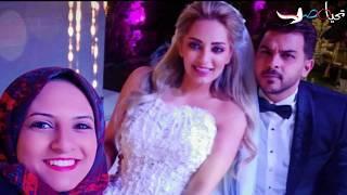 تفاصيل واسرار زواج محمد رشاد و مى حلمى بعد صراع طويل.. تعرف عليها