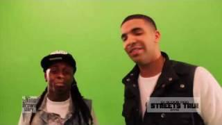 Behind the Scenes - MISS ME (Drake ft. Lil Wayne)