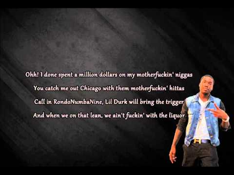 YG - My Nigga (Remix) ft. Lil Wayne, Rich Homie Quan, Meek Mill & Nicki Minaj (Lyrics)