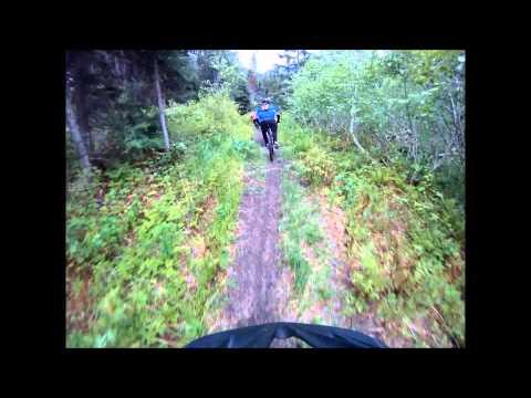 Johnson Pass Alaska Mountain Biking