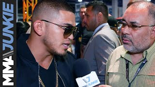 Anthony Pettis looking for fun fights in lightweight, welterweight division Video