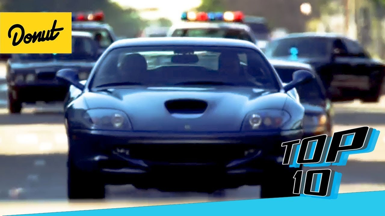 Download Top 10 Best Car Chases from the 00's   Donut Media