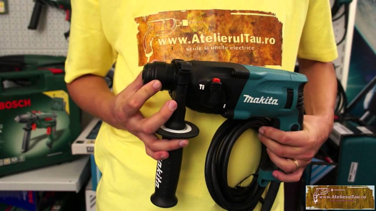MAKITA HR1830 - ROTOPERCUTOR - AtelierulTau ro - Wunder Haff