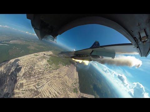 Видео 360: Полет