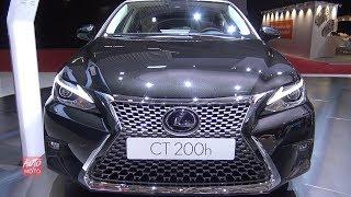 2019 Lexus CT200h - Exterior A…
