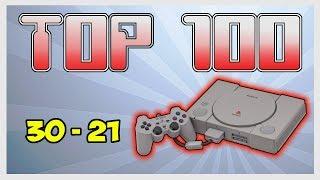 🥇TOP 100 MEJORES JUEGOS DE PS1 DE LA HISTORIA (30-21) para la Playstation classic mini (PSX)