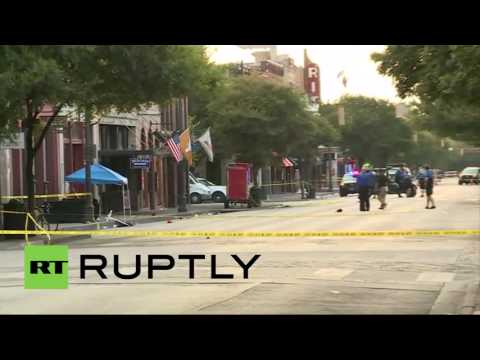 Opération policière en cours après les fusillades au Texas (Direct du 31.07)